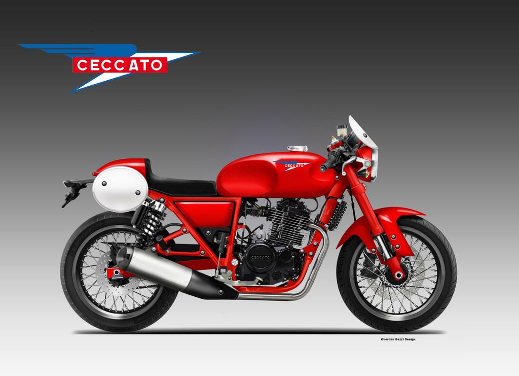 CECCATO GRAND SPORT 450 by obiboi