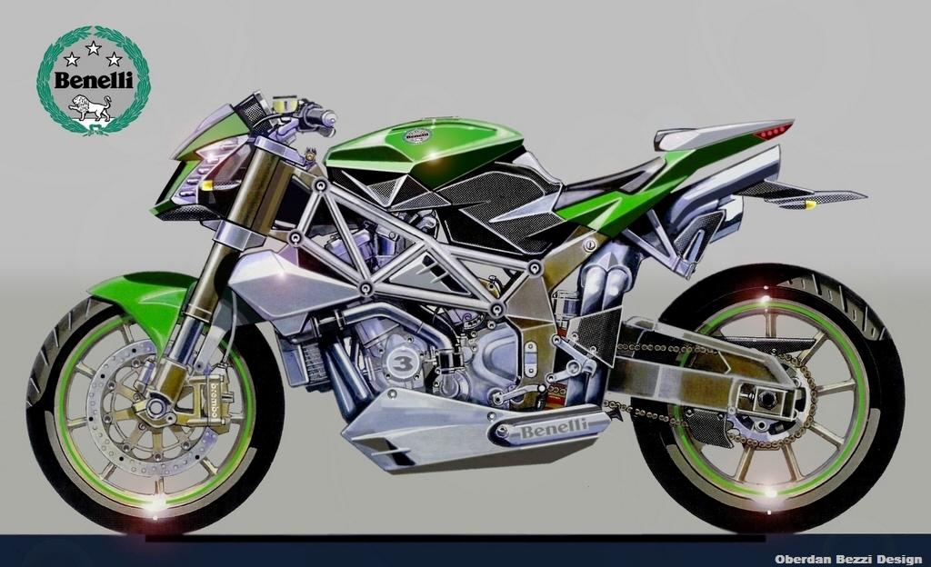 diseño Motos