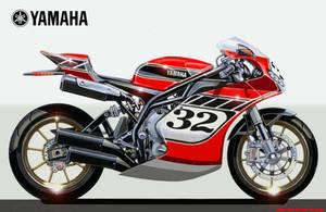 YAMAHA SB 600 RR