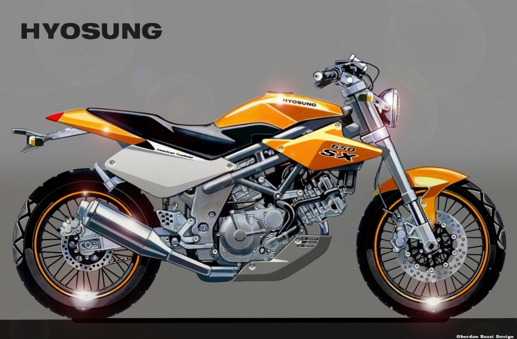 official rx450sm information pictures th 2008 hyosung