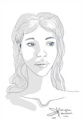 Lina by Dreagthe