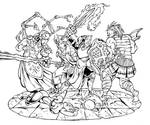 Iron Kingdoms Boss Battle