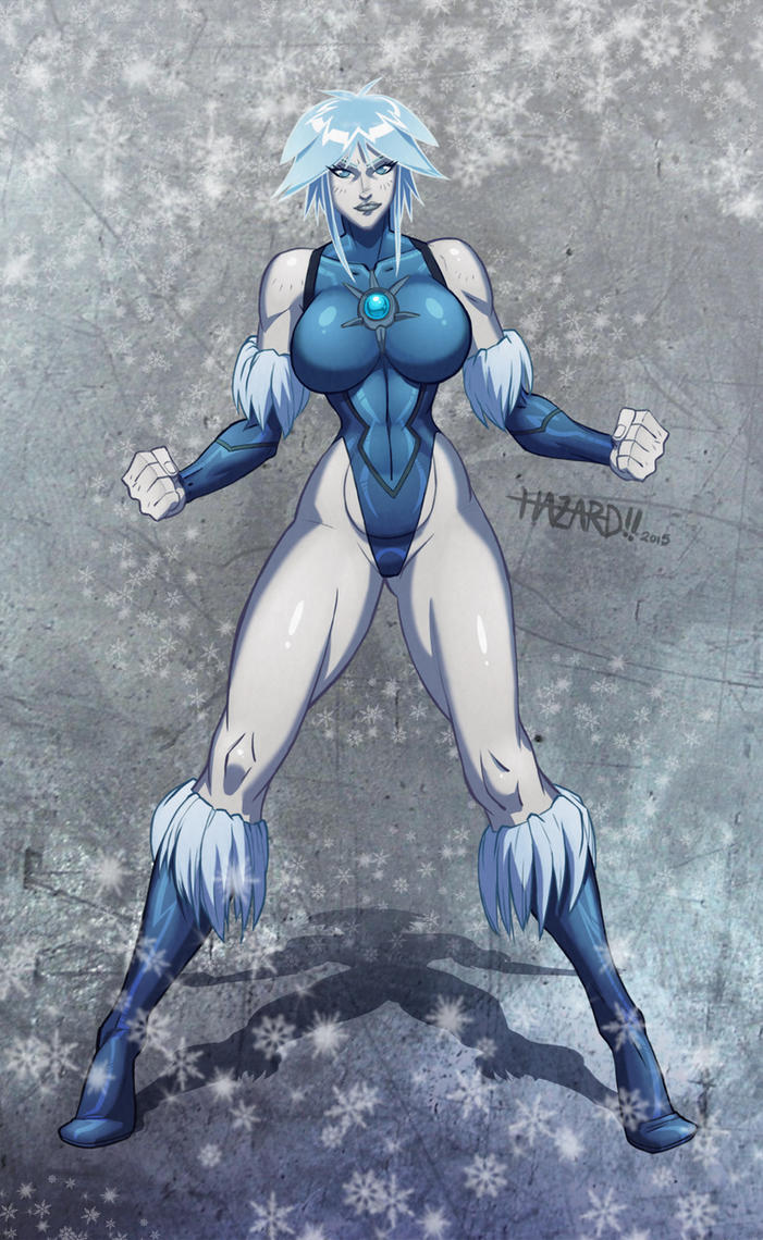 Killer Frost by firstedition