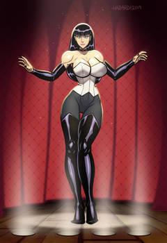 Commission: Zatanna - Justice League Dark