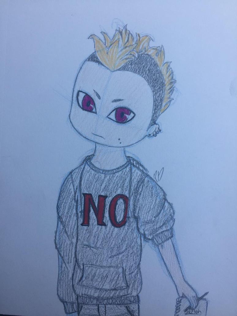 Sketch by gothyghosty