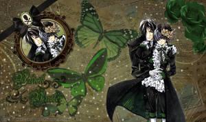 Black Butler Background