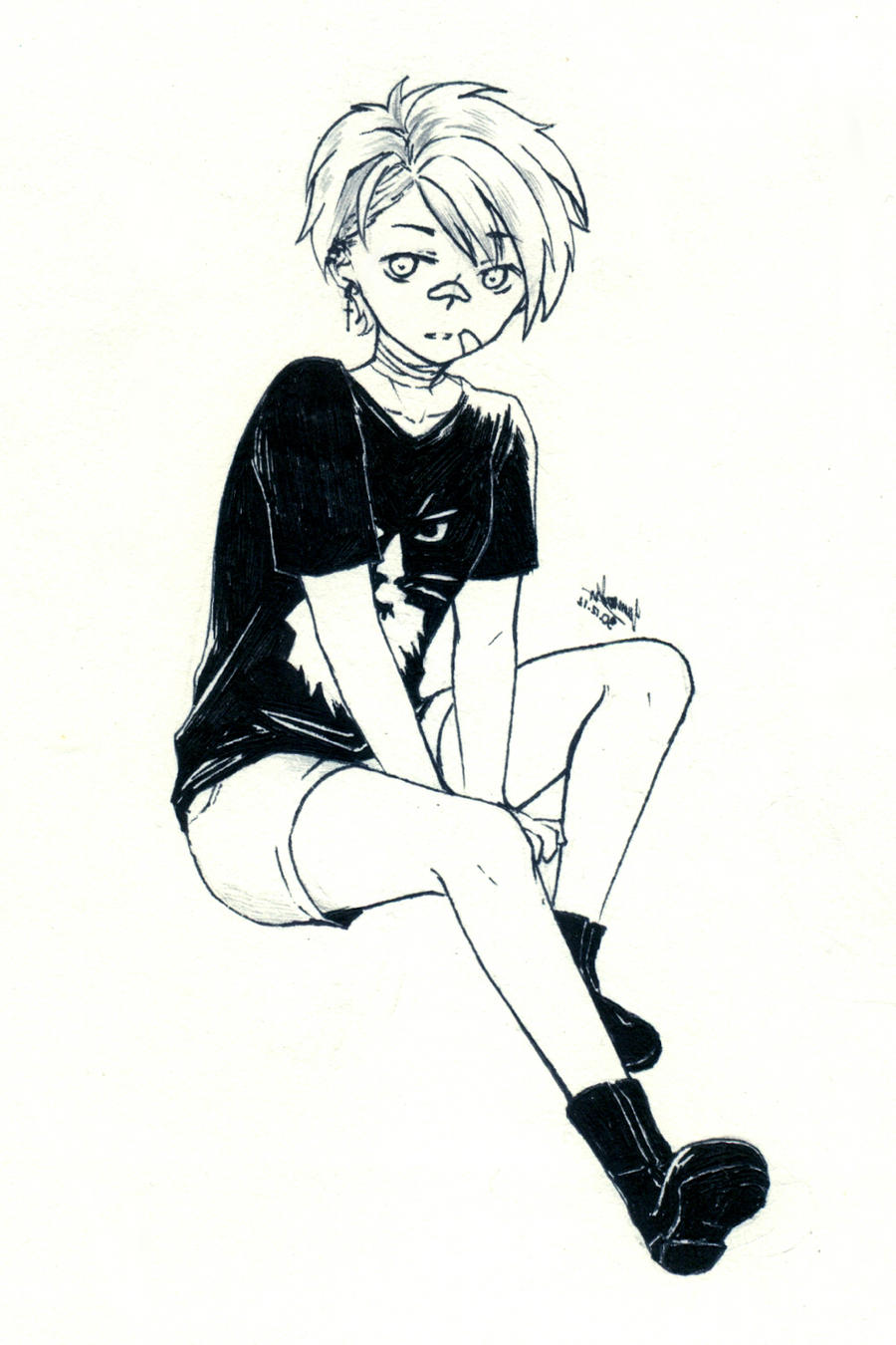 Commission: Leo by Yamazaki-Shyn