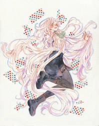 Commission: Sirin by yamashyn
