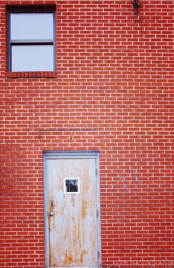 Door and Window by blacklacefigure