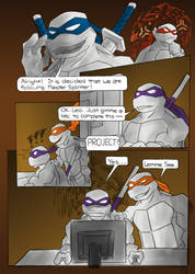 Long Lost Prologue Pg 19 by L4Dragon