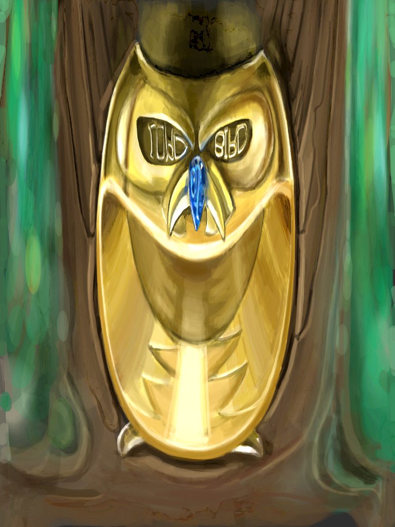 Ring of Bird by kobunketsu