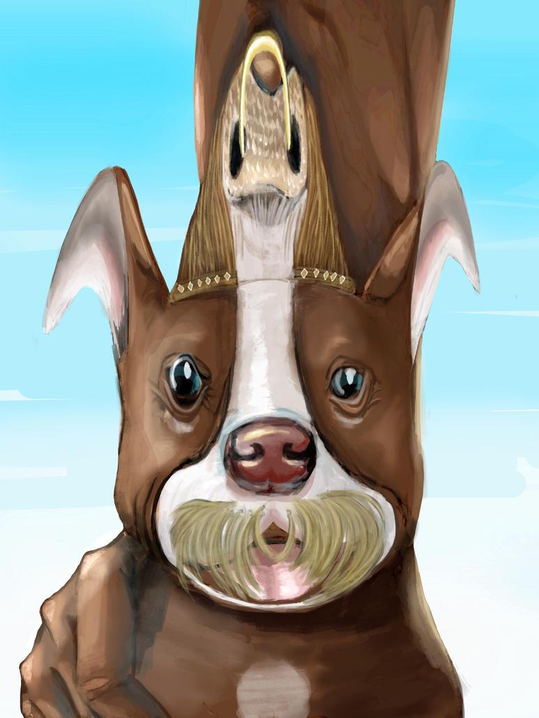 Bulldog by kobunketsu