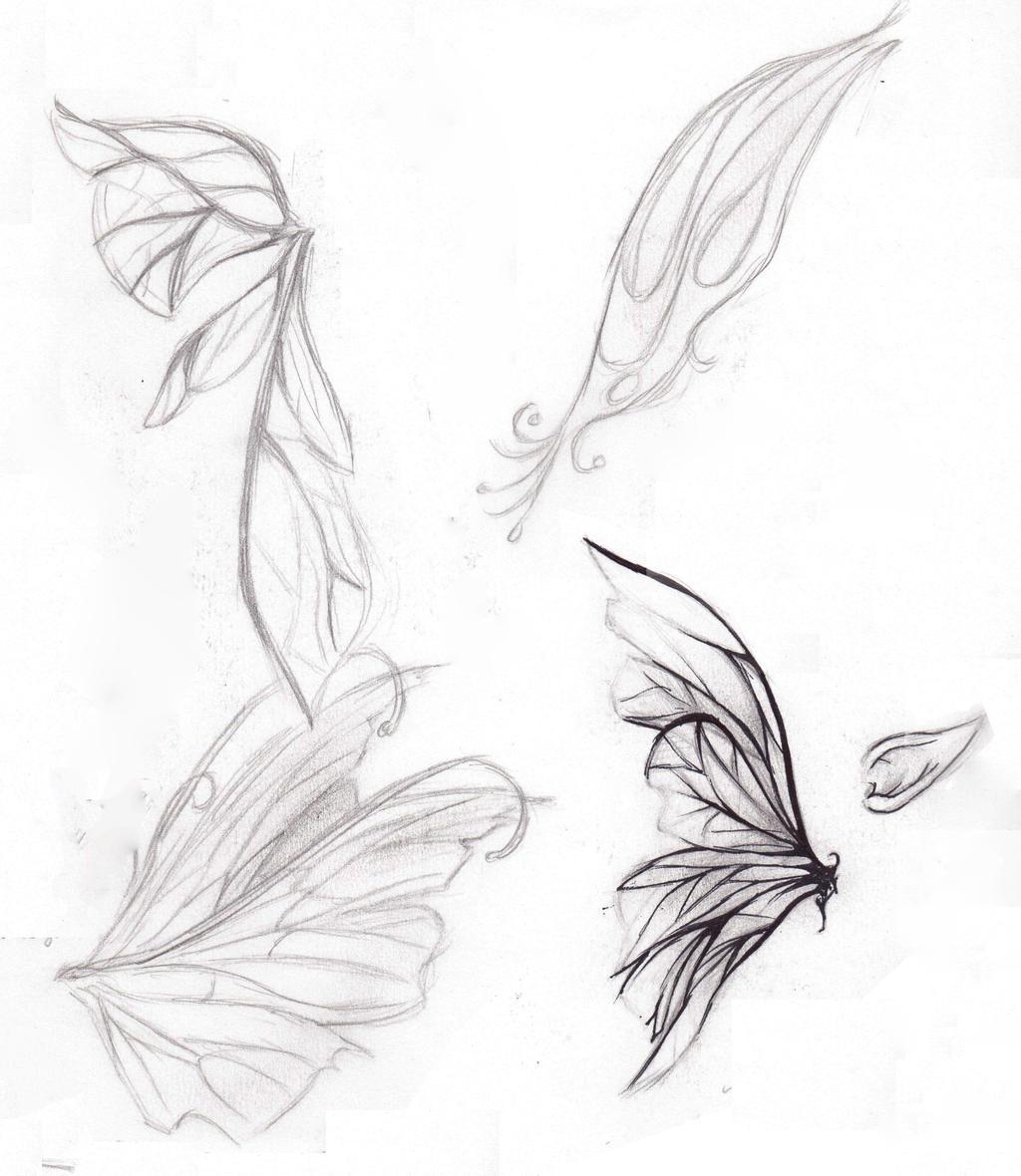 Fairy Wings by Leesa-Mia on DeviantArt