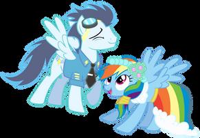 Soarin'Dash by RainbowDerp98