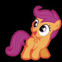 Generic Scootaloo by RainbowDerp98