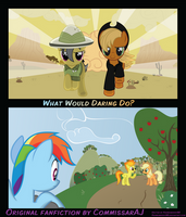 What Would Daring Do? by RainbowDerp98