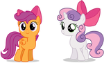 Sweetie and Scoots Bows