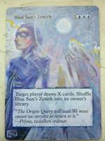 Blue Sun's Zenith by seesic