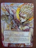 Avacyn, Angel of Hope by seesic