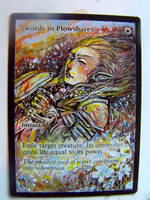 Swords to Plowshares by seesic