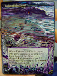 Lake of the Dead by seesic