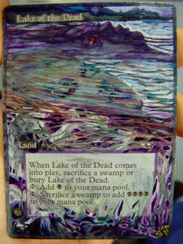 Lake of the Dead