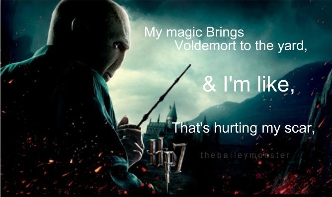 Voldemort by TheBaileyMonster