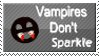 Vampires don't sparkle stamp by TheBaileyMonster