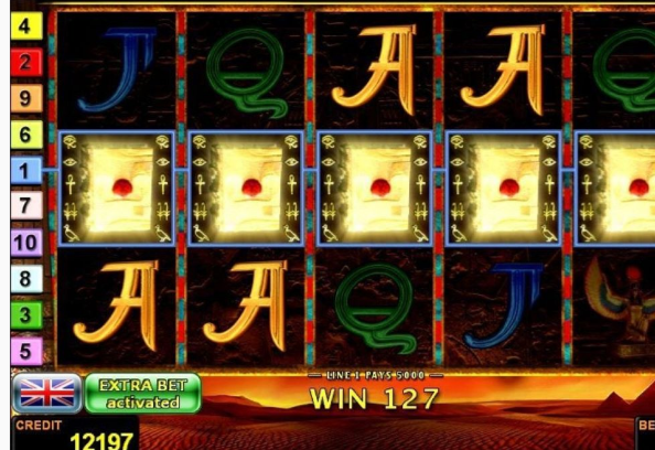 book of ra deluxe video slots