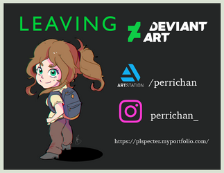 Onto better platforms by PerriChan