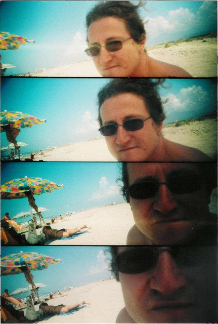 SuPeRSaMPLiNG: at the beach by nocharge
