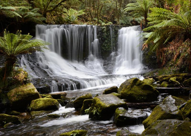 Horseshoe Falls Tasmania by MayEbony