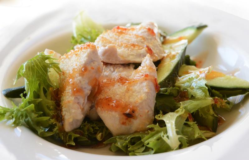 Sweet Chicken Salad by MayEbony