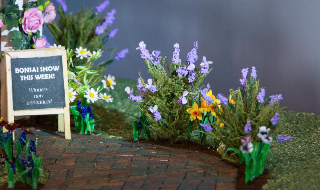 Lavender and Daffodils by MayEbony