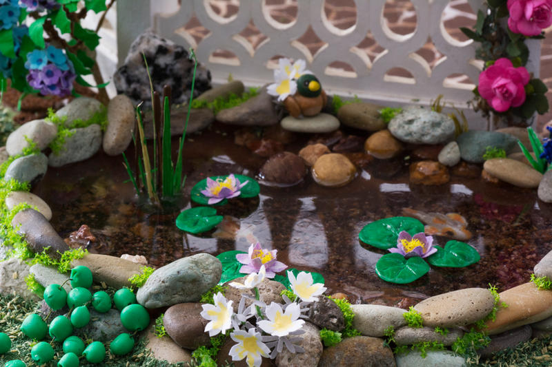 Water Lily Macro by MayEbony