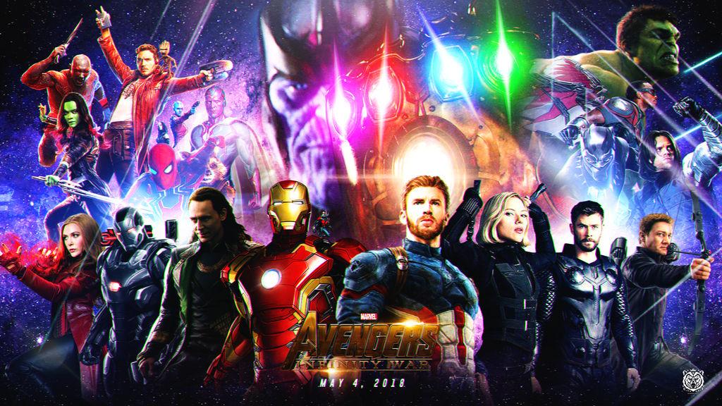 Avengers Infinity War Wallpaper Hd By Davidmellado On