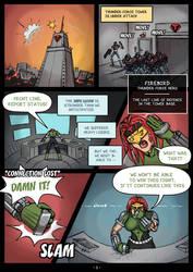 DU: Evil Within - Infiltration 1 by Node-Gamer
