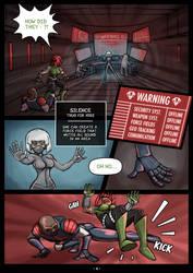 DU: Evil Within - Infiltration 4 by Node-Gamer