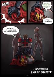 DU: Evil Within - Infiltration 5 by Node-Gamer