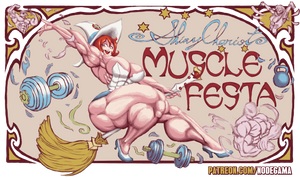 Shiny Chariot's Muscle Festa