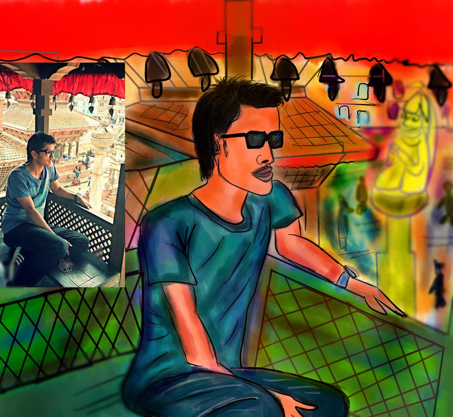 Nishant 2 Oct 2014 by sumangal16