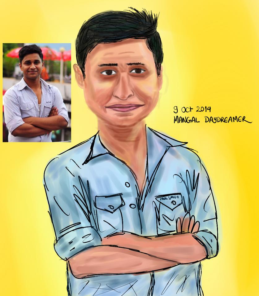 9 Oct 2014 Shrawan by sumangal16