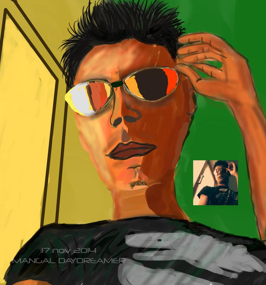 neeraj Mishra by sumangal16