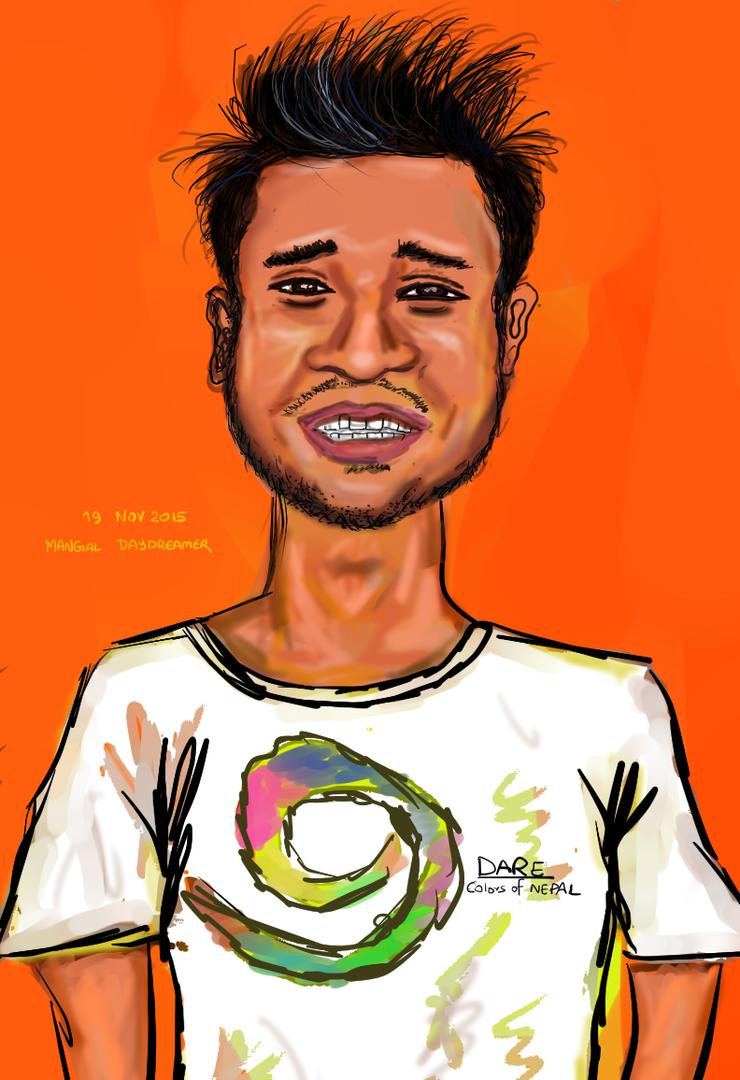 Rashik Maharjan by sumangal16