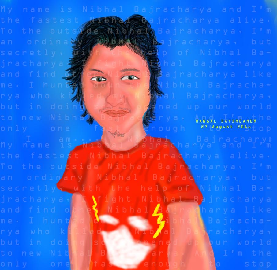 Nibhal Bajracharya by sumangal16