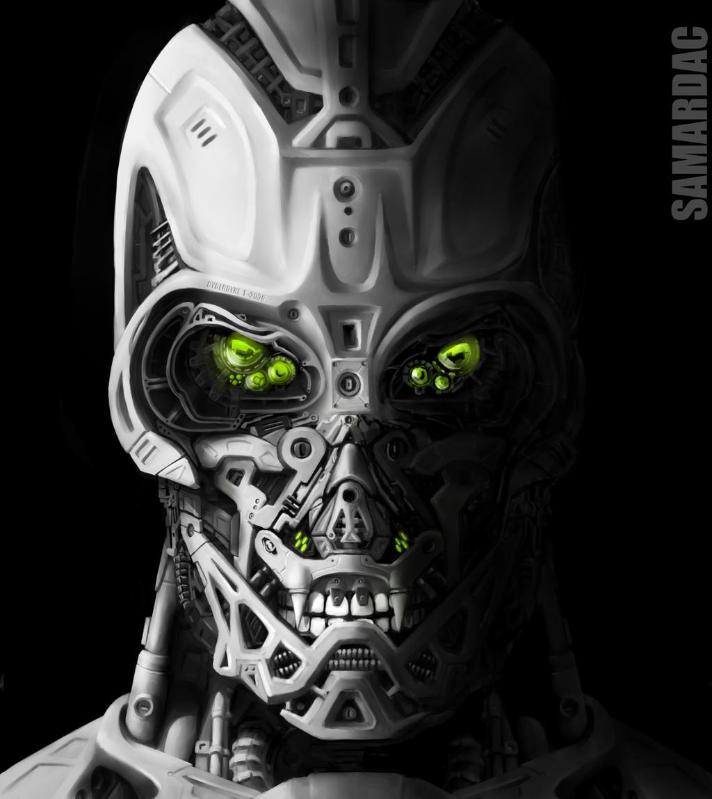 Terminator Future War T950 A LEGO creation by