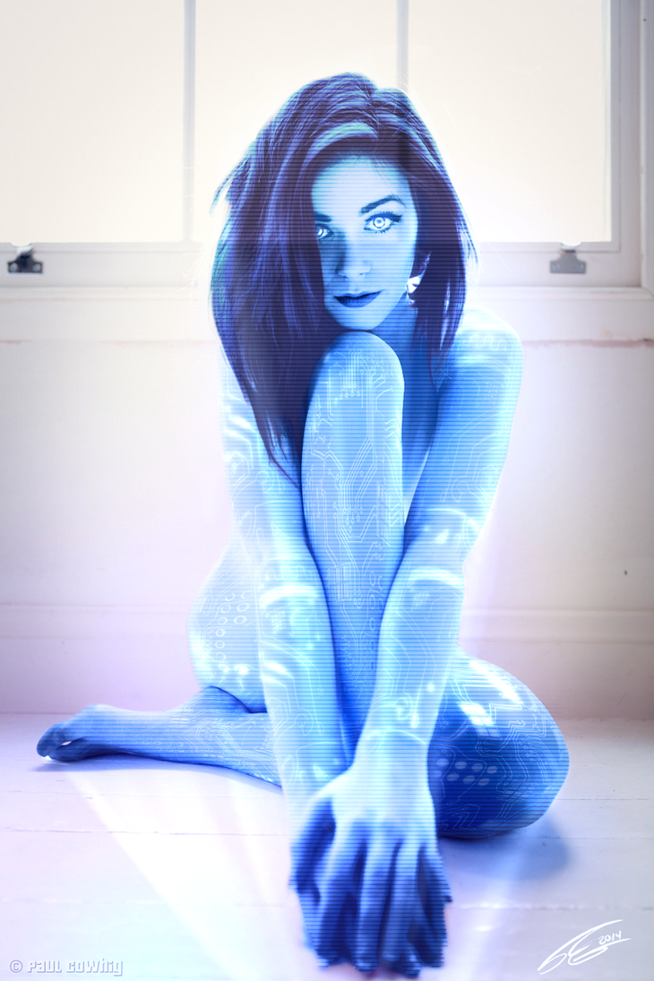 Cortana Photo Edit by FrancoFerrari