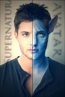 Jensen.Na'vi by SaharaKnoblauch