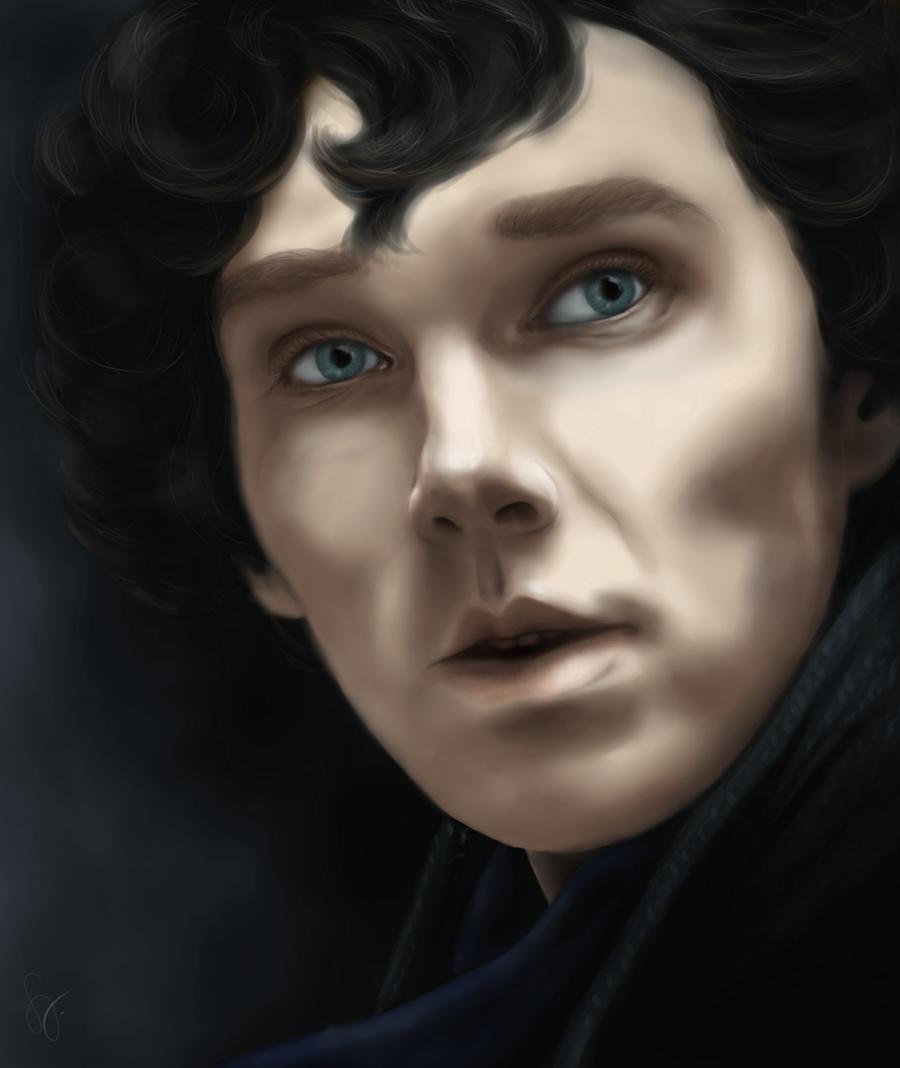 Sherlock by SaharaKnoblauch