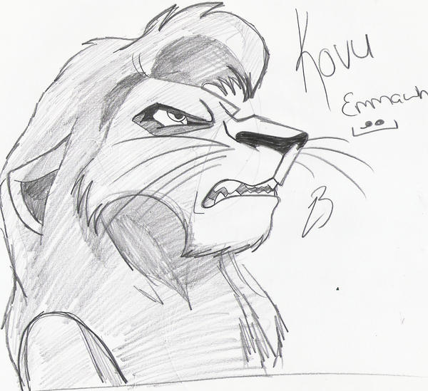 how to draw lion king cubs